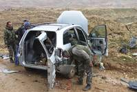 Suicide bomb kills three in Lebanon's Bekaa Valley - source