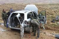 Suicide bomb kills three in Lebanon's Bekaa Valley - source