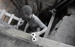 Thousands of children rescued from dangerous work in Tanzania gold mines