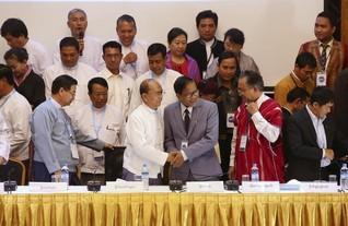 Myanmar official accuses China of meddling in rebel peace talks