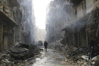Syria death toll exceeds 146,000 as fourth year begins-group