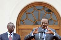 Kenya backs down from threat to leave ICC over Vice-President