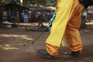 Ebola threat to Guinea Bissau rises as border zone heats up