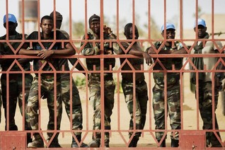 At least three killed after UN troops in Mali fire at protest