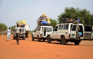 U.N. Security Council sets up South Sudan sanctions regime