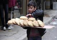 WFP seeks to raise aid to Syrian cities, east still suffers