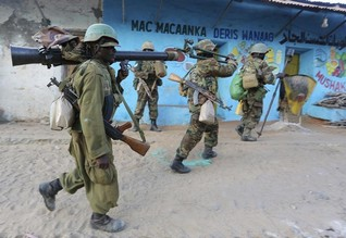 Somalia's al Shabaab fighters attack African Union troops -witnesses