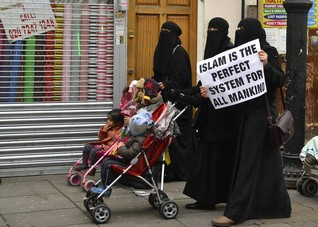 UK Law Society scrapping of sharia advice is victory for women, NGO says