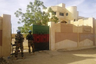 Gunman attacks UN vehicles, residence in Mali capital