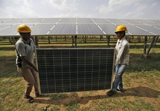 France, India to launch global solar alliance