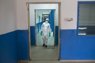 Ebola death toll in three African countries hits 7,373 - WHO