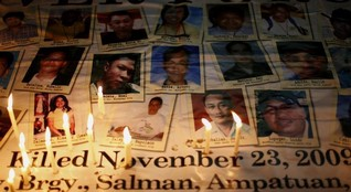 Journalists remember 32 colleagues slain in the Philippines