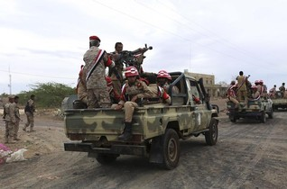 Houthis suffer first serious setback in south Yemen fighting