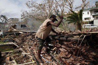 Vanuatu risks long-term food insecurity after monster cyclone - UN