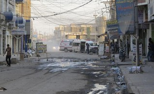 Militants shoot at Iraqi government building in Ramadi - officials