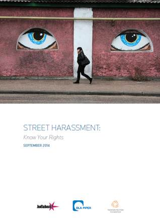 Street Harassment: Know Your Rights