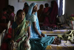 Indian sterilisation targets remain in all but name, critics say