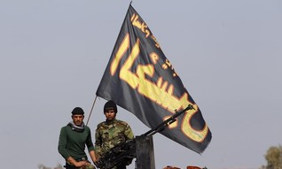 Iraq army and Shi'ite militias launch attacks north of Baghdad