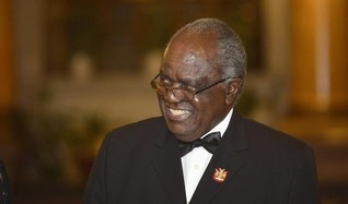 Outgoing Namibian president wins $5 mln Africa leadership prize