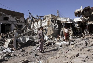 Saudi-led coalition bombs Yemen despite calling off air campaign