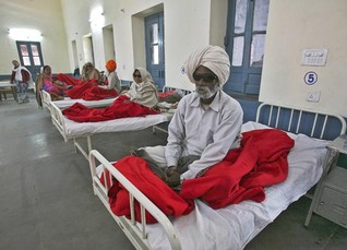 India slashes health budget, already one of the world's lowest
