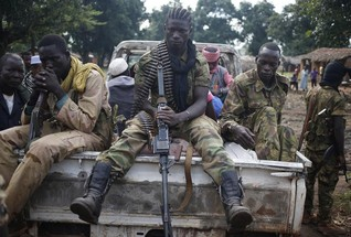 "Violence hits food output in Central African Republic, economy ""broken"""