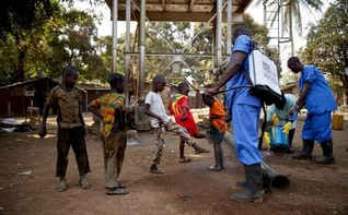 Ebola is most deadly among babies, young children, study finds