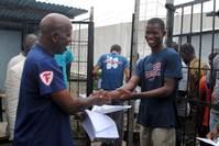 Liberian Ebola survivor battles prejudice in virtual reality film