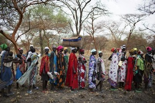 Fighting halts urgent aid delivery in South Sudan state - U.N. agency