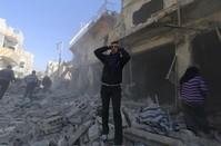 Syria killing accelerates as peace talks falter