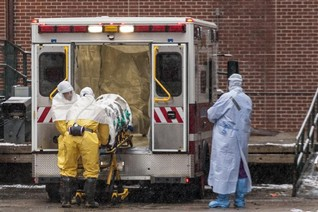 US quarantine moves hurting Ebola response in Africa -Harvard