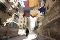 Disease risks growing in Syria, measles epidemic in north