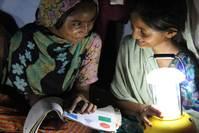 Solar lamps turn Pakistani women into green energy entrepreneurs