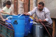 Syria's ailing water network could spark epidemics -Red Cross