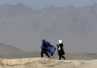 Wind power project helps Afghan refugees rebuild lives in shattered village