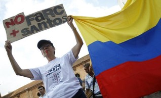 Nine FARC members killed by army raid in Colombian jungle