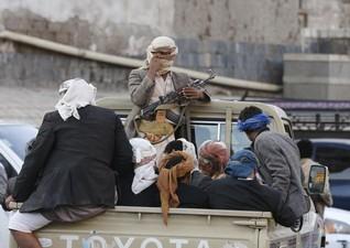 U.N. accuses Houthis of blocking supply routes to Yemen's Taiz city