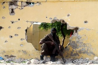 African Union, Somali troops capture second town from al Shabaab
