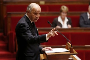 Eyeing deadline, France to back Palestinian state if peace talks fail