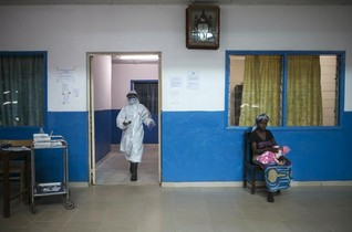 West Africa's health systems need rebuilding post-Ebola - WHO