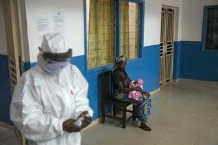 Baby, maternal deaths soar in Sierra Leone on Ebola fear - researchers
