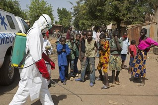 Business can help Ebola-hit economies with jobs, tax payments-UN official
