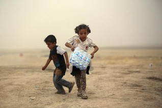 Fighters target vital water plants across Middle East - Red Cross