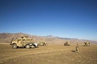 NATO force mistakenly kills three Afghan nomads - police