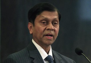 Sri Lanka anti-graft body bars ex-c.bank head, Rajapaksa ally from leaving country