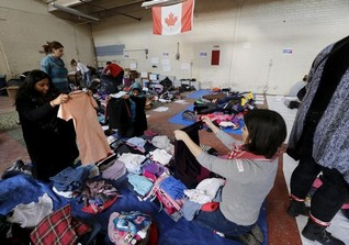 Canada pushes back deadline for accepting 25,000 Syrian refugees