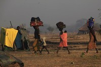 Half million South Sudanese displaced by war, few get aid-UN
