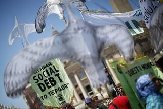 Inter-religious march in Rome demands action on climate change