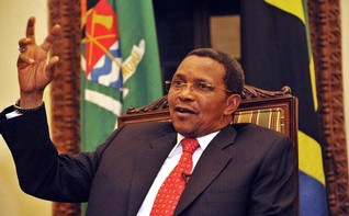 Tanzanian leader says aid conditions degrading