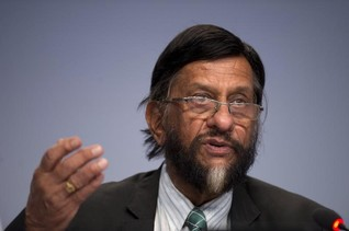 Indian climate chief told to stay away from thinktank after harassment claim